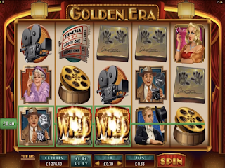 Golden Era Poker Slot