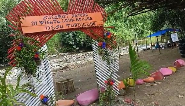 Luuk Kupang Objek Wisata Di Desa Tandilang Kab Hst Info Publik News