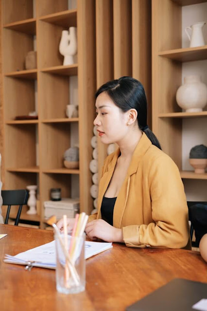 Right posture in interview