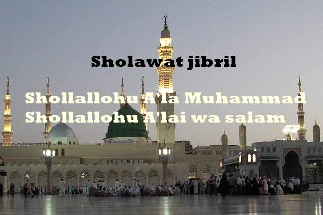Sholawat jibril