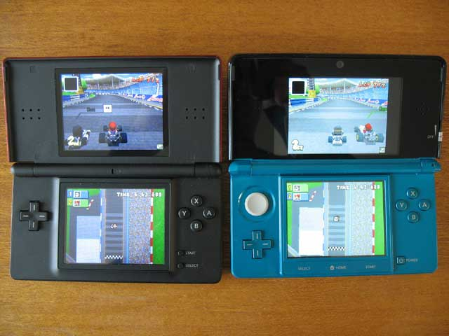 Are the Nintendo 3DS and 3DS XL Backward Compatible?