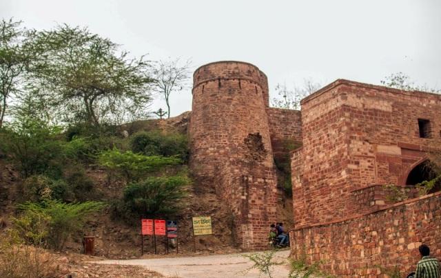 Shergarh Fort Dholpur Rajasthan