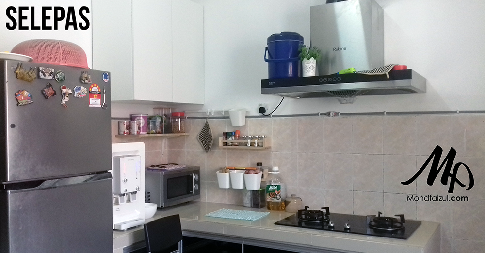 Siap Pasang Kabinet Wall Shelf N E Rak Kat Dinding Tile So Bawah Ini Hasilnya