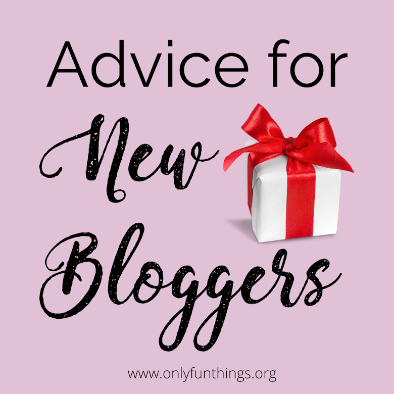 5 Pieces of Advice for New Bloggers