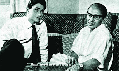 late jaidev ji composed title song of ramayan