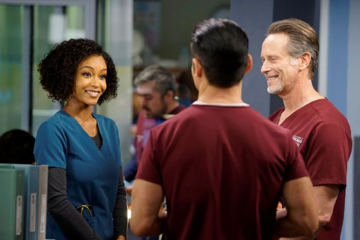 Chicago Med - Episode 6.08 - Fathers And Mothers, Daughters And Sons - Promo, Sneak Peek, Promotional Photos + Press Release