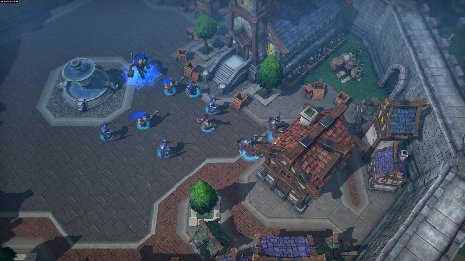 Tải về Warcraft 3 Reforged full crack Google Drive - Daominhha.com