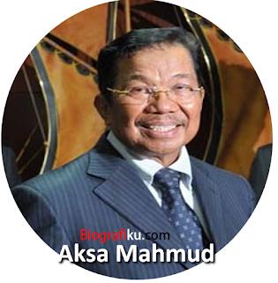 Biografi dan Profil Aksa Mahmud