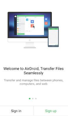 Airdroid Aplikasi Mengontrol Android Jarak Jauh
