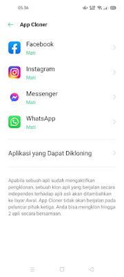 App Cloner Oppo