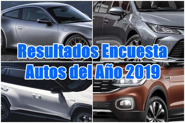 Resultados Encuesta Autos del Año 2019