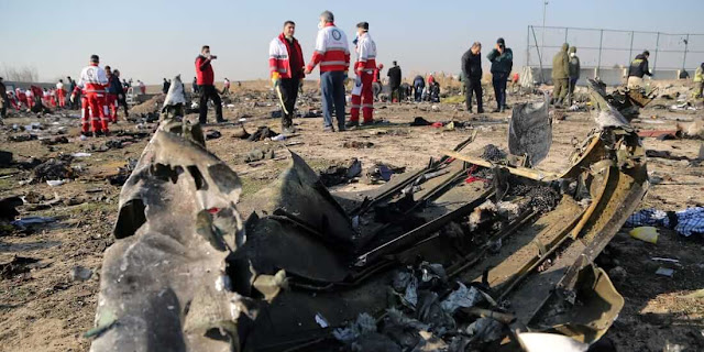 Ukraine plane crash Five countries that came together said - will take legal action against Iran