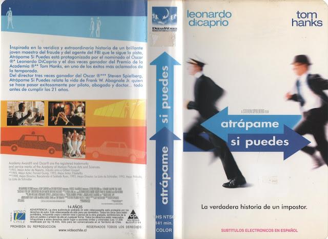"""Pelicula: """"Atrapame si Puedes"""" - 2002"""