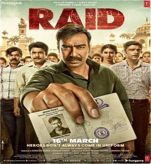 Raid Box Office