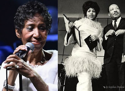 Aretha Franklin - Martin Luther King