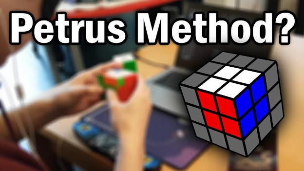 metode petrus dalam menyelesaikan kubus rubik 3x3x3