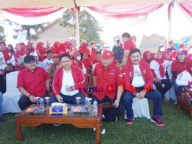 PDIP  Lampung Berpacu Menangkan Jokowi Disemua Kabupaten