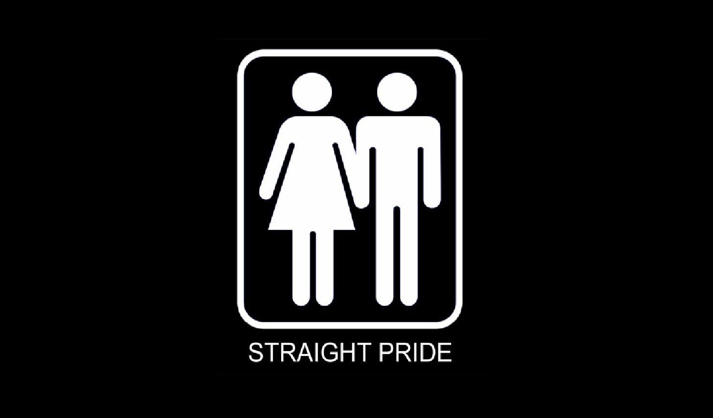 hetersexual pride