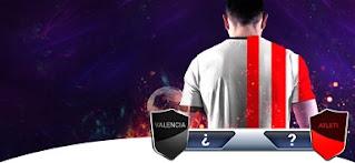 Luckia promo Valencia vs Atlético 28-11-2020