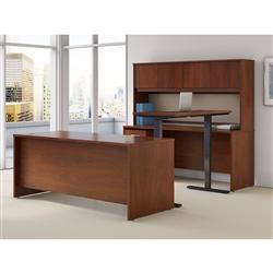 Bush Ergonomic U Desk