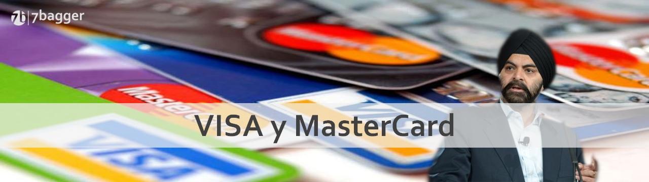 Invertir en Visa y Mastercard
