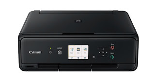 multifunctional gadget furnished alongside a printer Canon PIXMA TS5055 Drivers Download, Review And Price