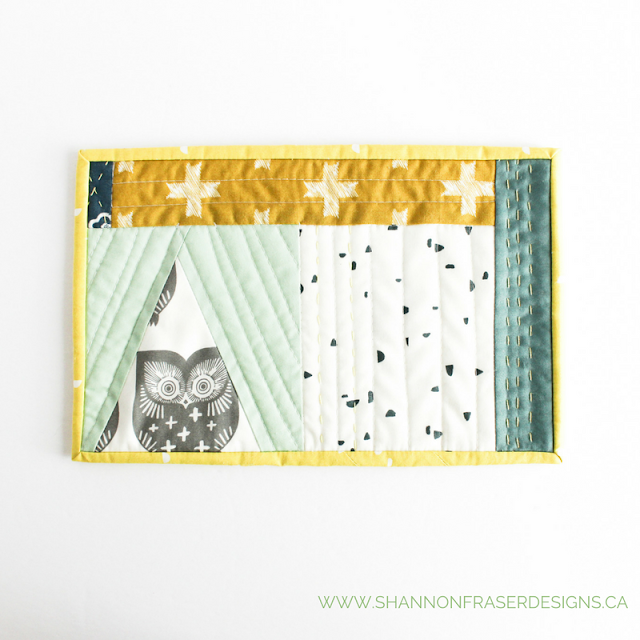 Q2 2017 Finish-A-Long Projects | Shannon Fraser Designs | Modern Quilting | Quilting Community | Art Gallery Fabrics | Heartland | Scandinavian Style