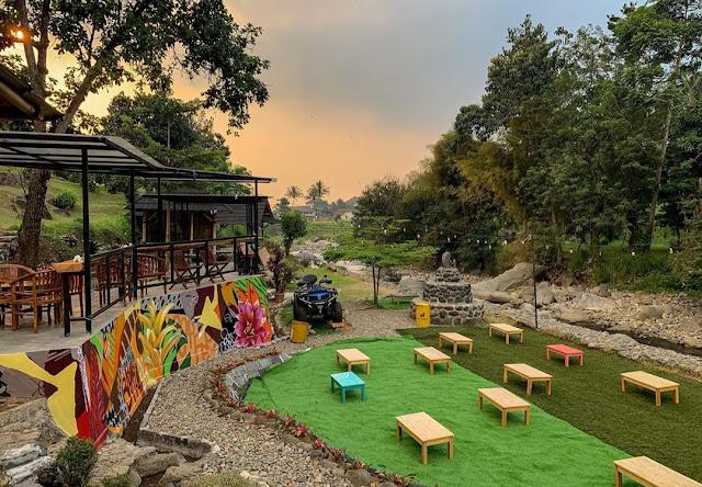 Daftar Menu dan Lokasi Bromelia Coffee and Eatery Puncak Cisarua Bogor