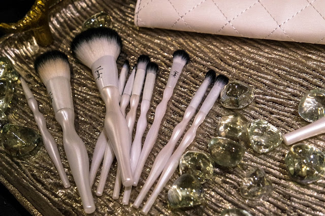 Nanshy #Bloggersfestivalnanshy #BloggersFestival makeup brushes