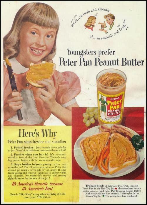 offmag creepy kids in vintage ads