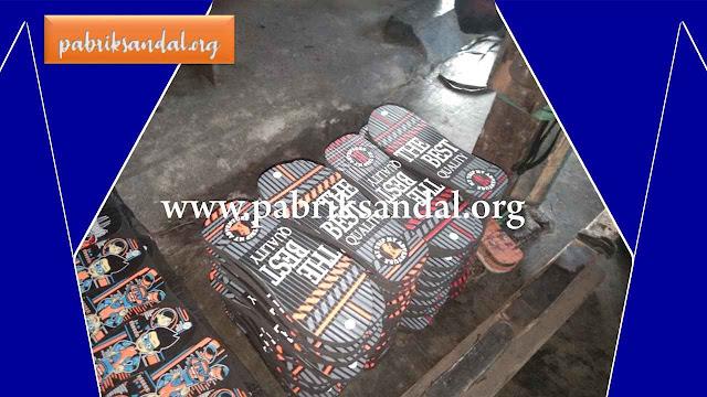 Pabrik Sandal Spon Pria Termurah, Terlengkap di Indonesia