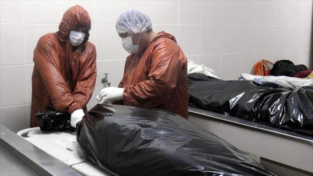 Recogen 420 cadáveres de calles en Bolivia, víctimas de COVID-19
