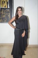 Pavani Reddy in Black Saree Sleeveless Choli ~  Exclusive 04.JPG