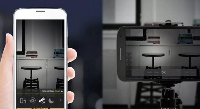 Smartphone Lama Menjadi CCTV Bermanfaat