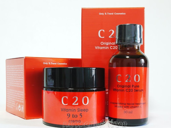 [Review] OST Vitamin Sleep 9 to 5 Crema