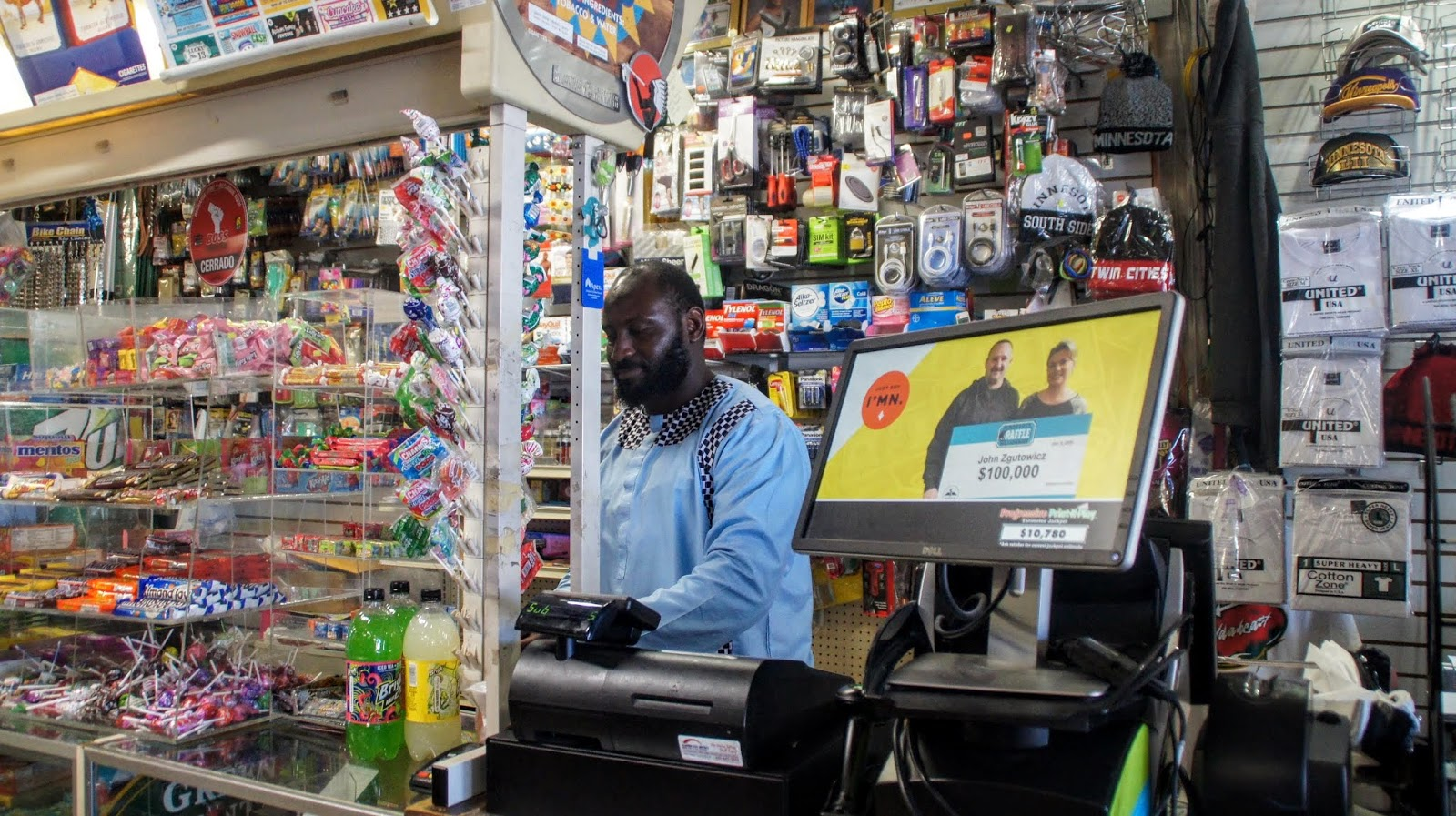 K's Grocery & Deli brings pride to a prominent African America business district