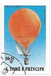 Selo Balão Örnen