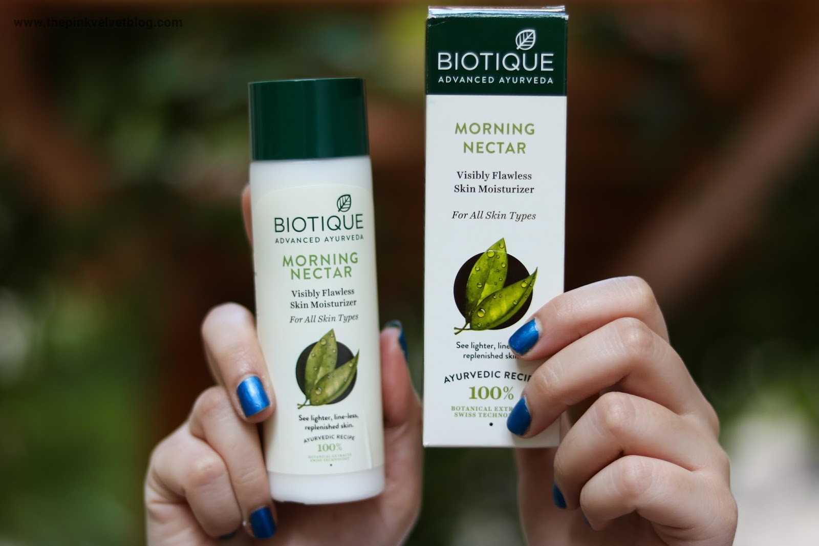 Biotique Morning Nectar Moisturizer