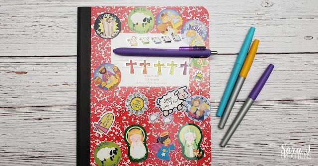 Catholic prayer journals