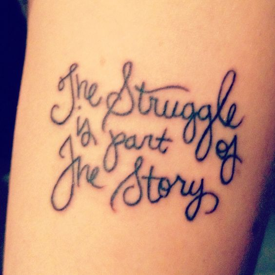 Tattoo Quotes Girl: 16 Awesome Tattoo Quotes For Girls