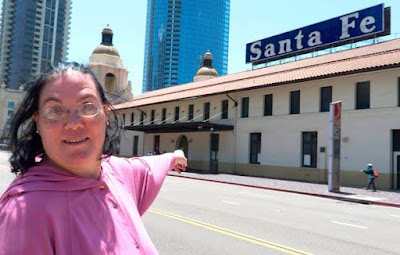 Woman marries train station she's loved for 36 years, says it loves her too (video)