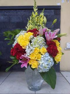Karangan Bunga Gelora