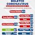 Ponto Novo registra dois casos confirmados de coronavírus nas últimas 24h; confira o boletim Covid-19 desta terça (18)