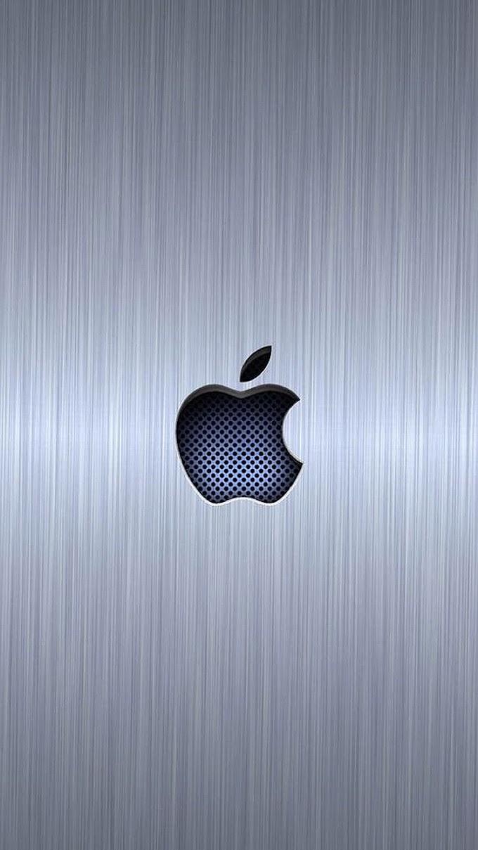 Papel De Parede MAC Metal iPhone 6