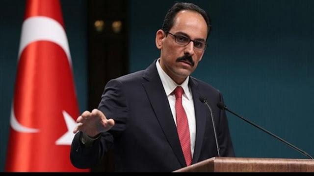 Η Τουρκία δεν αναγνωρίζει τις βουλευτικές εκλογές στη Συρία