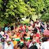 বর্ধমান মোহনবাগান ওয়ারিয়ার্স এর পক্ষ থেকে শতাধিক কৃষকের হাতে তুলে দেওয়া হল মাস্ক, স্যানিটাইজার
