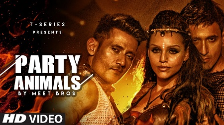 Party Animals Meet Bros Latest Music Video Poonam Kay New Indian Songs 2016 Kyra Dutt