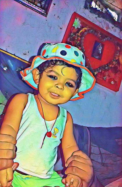Aryan (Yuvraj) First BIRTHDAY