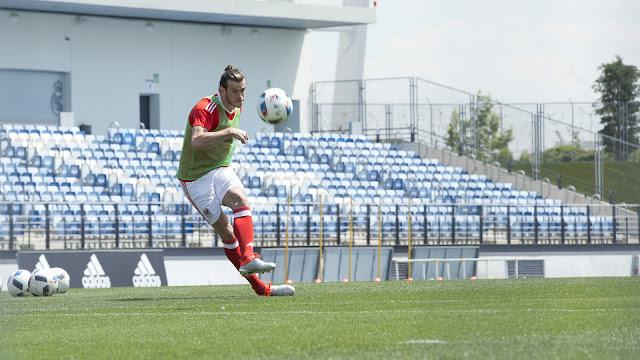 Gareth Bale protagoniza lo nuevo de adidas