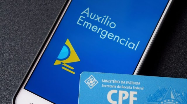 Atenção está em tramitação o projeto de lei que prevê medida do novo Auxílio Emergencial em 12 parcelas de R$ 300 até dezembro.